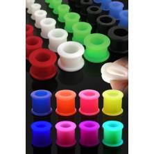 Tunelček za uho - gibljiv, UV, gumijast