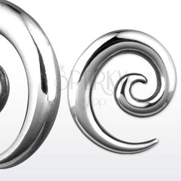 Spiralen razširjevalnik iz nerjavečega jekla, različne velikosti