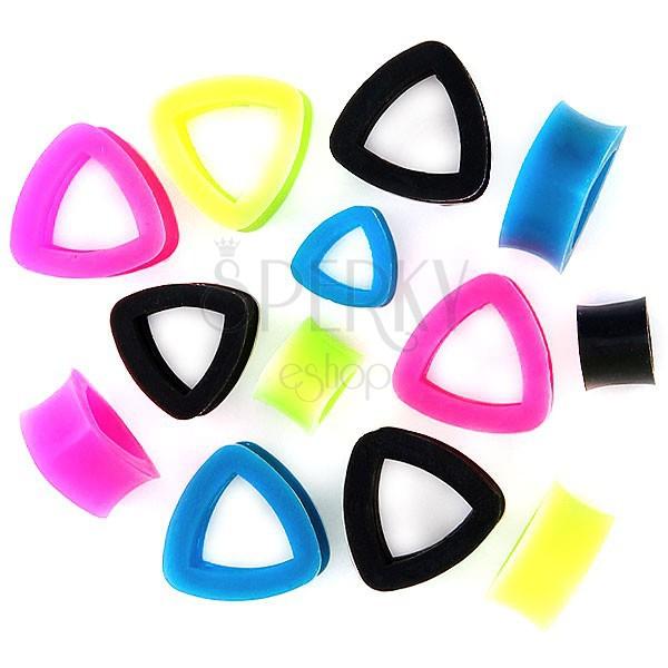 Tunelček za uho - gibljiv votel trikotnik